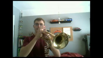 How Great Thou Art on trumpet