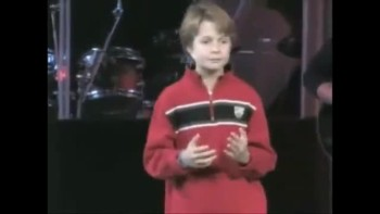 Jesus in every book of the Bible by 11 year old