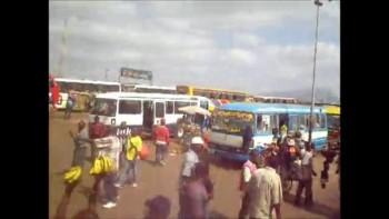 Bus Stops In Tanzania
