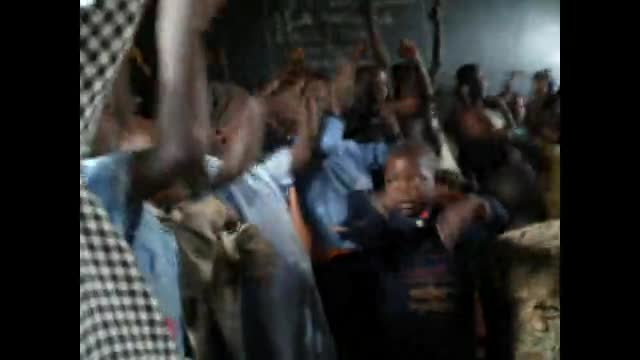 Kenya Kids Singing