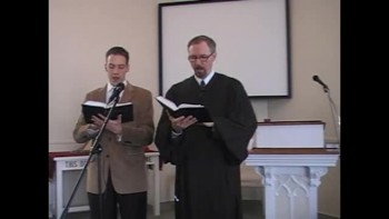 """Hymn: """"My Heart Doth Overflow,"""" Trinity Hymnal #125"""