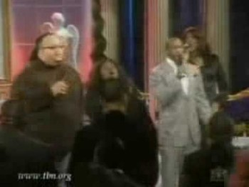 Donnie McClurkin Fred Hammond Kirk Franklin How Great TBN