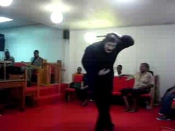 Gospel Mime-Encourage Yourself-CIB MIME