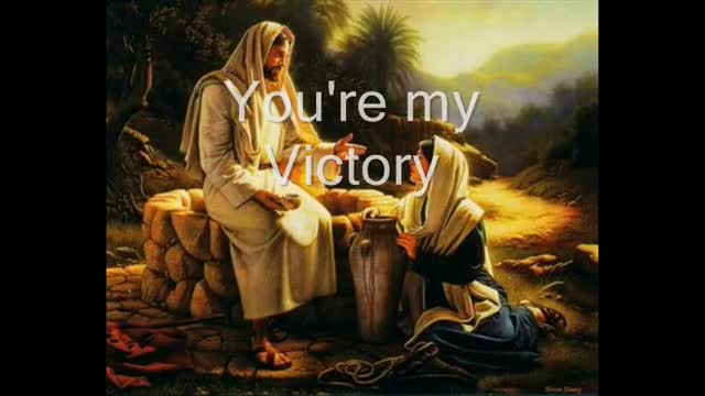 You are my Victory