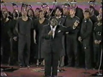 Ronald Winans/ Bebe Winans Song of Concecration