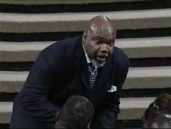 New Bishop TdJakes Speak To It