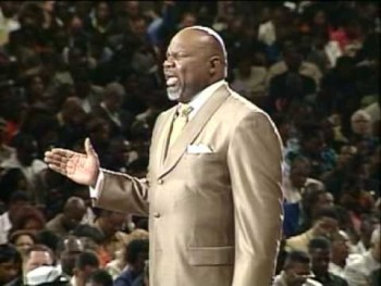 No Matter What, Serve The House 1 - Bishop TD Jakes