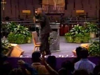 "Bishop Noel Jones ""Lord Double My Anointing"""