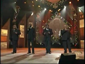 2009 Stellar Awards Lee Williams and The Spiritual QC's He Laid His Hands On Me HQ