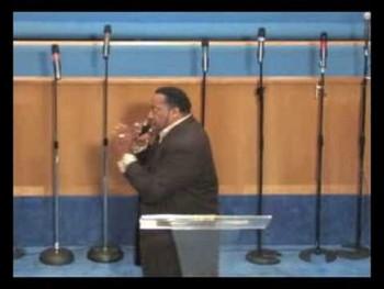 Dr Marvin Sapp Preaching