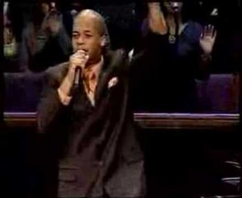 I trust you- James Fortune and FIYA at Mt. Zion in Nashville