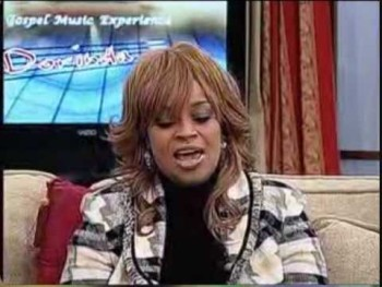 Karen Clark-Sheard & J. Moss on The Dorinda Show Part 1