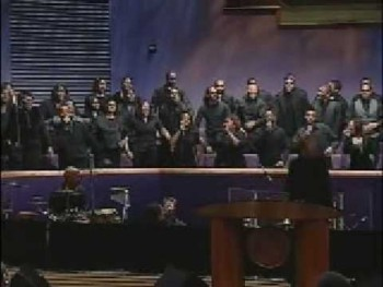 There's Power In His Name: Mt Zion College Choir March 1, 2009