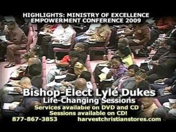 Ministry of Excellence Empowerment Conference 2009 Highlights.flv