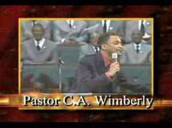 Pastor Chris Wimberly