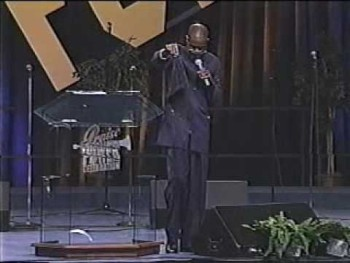 Bishop Noel Jones I'm sure he's able part1