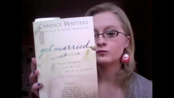 "Book recommendation: ""Get Married"" by Candice Watters (not JUST for the ladies!)"