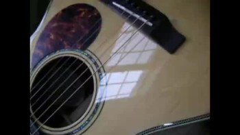 Acoustic guitar loop jam