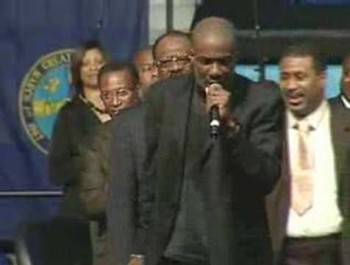 Bishop Noel Jones Preaching in Bishop Greens Convocation