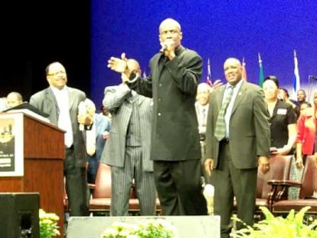 2009 PAW Convention - Bishop Noel Jones