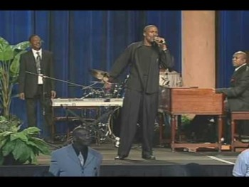 Bishop Noel Jones Mega Fest 2005 Manpower Service