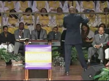 It's Time To Shine 3 - Bishop Noel Jones preaches