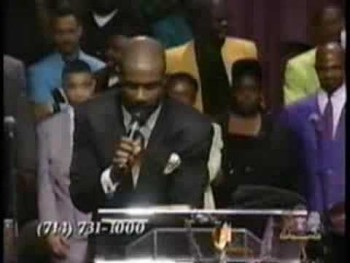 Bishop Noel Jones - Moving From Praise To Thanksgiving Pt 3