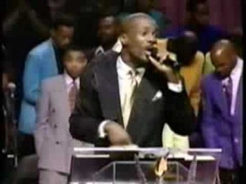 Bishop Noel Jones - Moving From Praise To Thanksgiving Pt 4