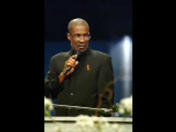 Bishop Noel Jones Get Up It's Over Part V