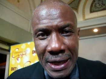 Bishop Noel Jones of the City of Refuge Church at the 2009 BET Gospel Celebration