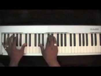 Piano Tutorial - Glory Glory Glory - Bishop Noel Jones
