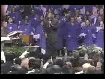 Saints Coming Home Vsits STOP THE VIOLENCE 2008 SPECIAL GUEST Bishop Noel Jones