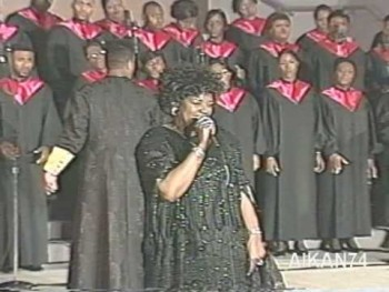 MAMA SHIRLEY CAESAR - YOU'RE NEXT IN LINE FOR A MIRACLE (PART 1)