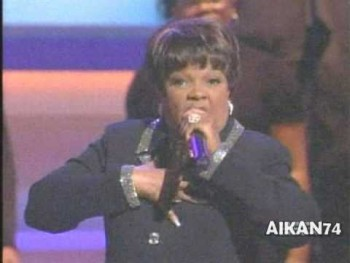 MAMA SHIRLEY CAESAR KNOWS GOD WILL NEVER FAIL