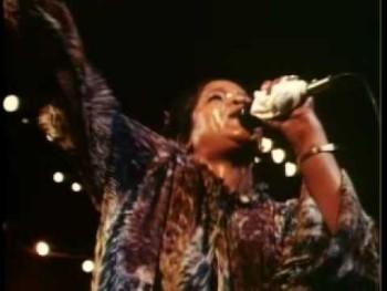 Shirley Caesar sings The Old Apple Tree.