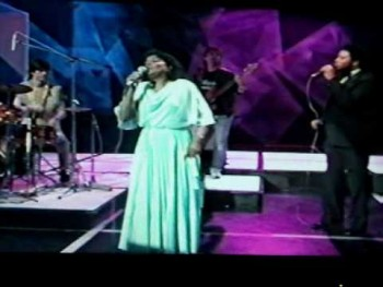 Shirley Caesar in London in 1980's