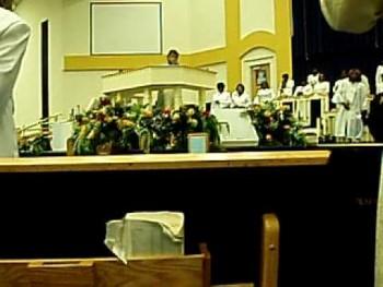 Pastor Shirley Caesar Preaching