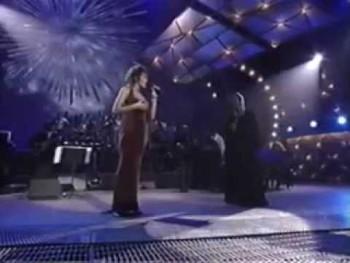 Whitney Houston CeCe Winans and Shirley Caesar Gospel Medley