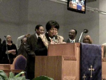 NEMBC 11/6/09 featuring Rev. Shirley Caesar 12