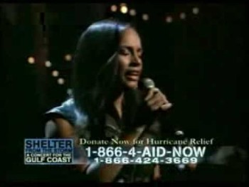 Alicia Keys, Shirley Caesar,Alvin Slaughter Bishop Daniels.flv