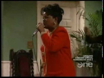 Shirley Caesar sings NOTHING FOR MY JOURNEY NOW
