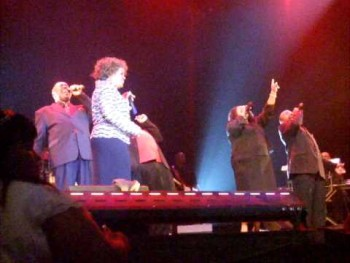 Shirley Caesar & The Caesar Singers/Band pt. 4