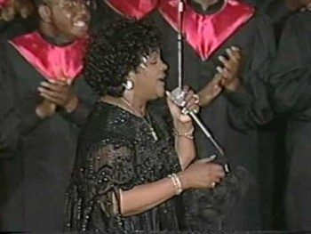 GOD KEEPS HIS PROMISES - MAMA SHIRLEY CAESAR LIVE