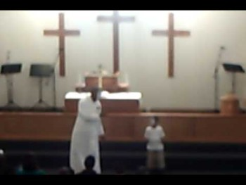 Tempmt: Deeh & Malachi Miming to No Charge by Shirley Caesar