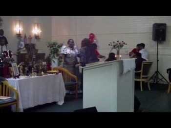Shirley Caesar's You Can Make It Sang By Pastor Lisa Maxwell-Willis