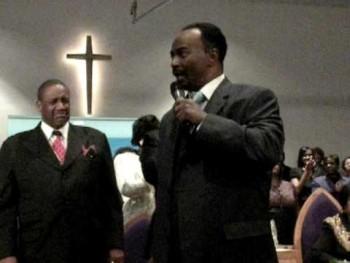 NEMBC 11/6/09 featuring Rev. Shirley Caesar 23