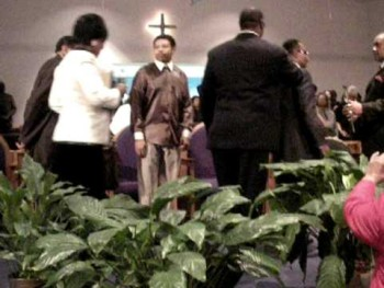 NEMBC 11/6/09 featuring Rev. Shirley Caesar 07