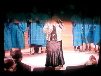 Bet Gospel Celebration 2010 Pastor Shirley Caaser