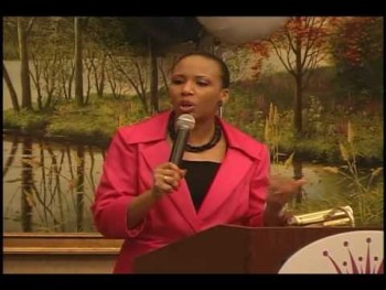 "Pastor Azizah Morrison ""Ministry,Motherhood, & Marriage"""