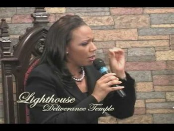 Pastor Azizah Morrison on TBN Praise the Lord Part 2